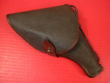post-WWII Russian Leather Holster for Model 1933 TT33 Tokarev Pistol - Original