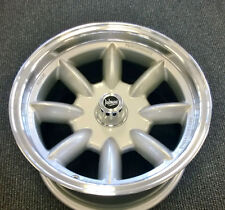 "15x7""  BLANK PERFORMANCE SUPERLITE MAG WHEELS SUIT OLD SCHOOL CARS"