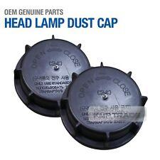 OEM Parts Head Light Lamp Cover Dust Cap 921911M000 2P For KIA 2009-2012 Cerato