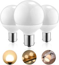 Kohree 12 Volt RV Led Light Bulbs BA15s 20-99/1141 / 1156 12V Vanity  Bulbs for