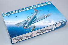 Trumpeter 1/32 02242 US. Navy SBD-3/4 A-24A Dauntless