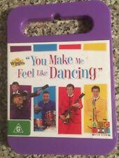 Wiggles YOU MAKE ME FEEL LIKE DANCING DVD
