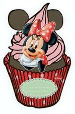 MINNIE MOUSE CAFE PACK OF 6 PARTY INVITES CARDS WITH ENVELOPES NEW GIFT