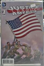 Justice League of America N52 Issues 1 - 11 NM 9.4+