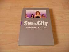 DVD Box Sex and the City - Die komplette 1. Season - Deutsch