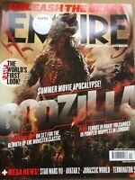 Empire Magazine #298 - April 2014 - Godzilla, The Raid 2, Maleficent, Noah