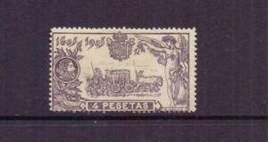 SPAIN 1905 DON QUIXOTE 4p LMM CAT £180