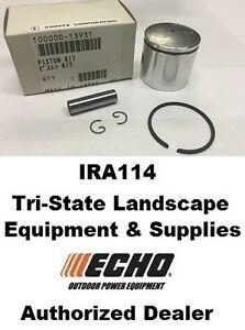 10000013931 Genuine ECHO Piston Kit for CS-280E CS-290EVL CS-290EVLP 10000013930