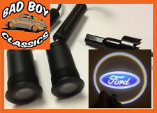 5w Cree LED Door Logo Projector Puddle Courtesy Light Kit For FORD