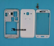 For Samsung Galaxy Core Prime G360 Touch screen white+Housing Cover Case +Tools