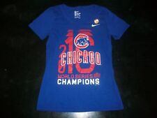 42c53557e2 Brand New Women s Chicago Cubs World Series Champions Nike Shirt (Size  Small)