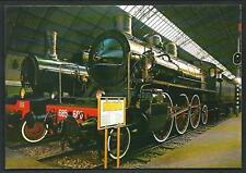 Locomotiva a vapore Gr 552 F.S. Gr S 685 F.S. - cartolina