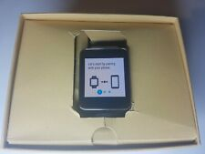 Samsung Gear Live R382 with Genuine Rubber Black Wrist Strap Boxed. Never used