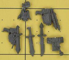 Warhammer 40K Space Marines Dark Angels Company Veterans Accessories (B)