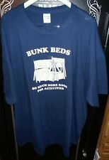 BUNK BEDS Funny Will Ferrell T-shirt movie Step Brothers Tee Shirt