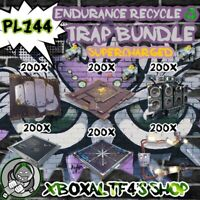 Endurance Recycle Trap Bundle | Fortnite STW XBOX/PS4/PC