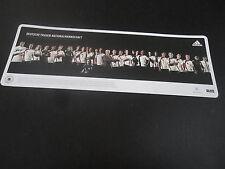 51147 DFB Damen Fußball Nationalmannschaft Mannschaftsbild länglich