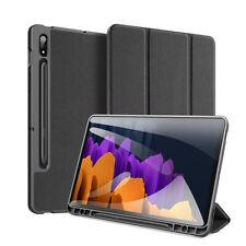 Hülle Für Samsung Tab S7/Tab S7 Plus Tablet Schutzhülle Tasche Case Schutz