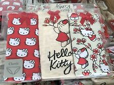 3pairs Women Lady Hello Kitty Panties Underwear Lingerie Undies Size S