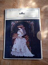 DMC Cross Stitch Chart Ref. PC3 The Bride Vgc