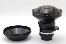 【N MINT】 Nikon Nikkor Ai-s 8mm f/2.8 AIS Ultra Wide Angle Fisheye MF Lens JAPAN