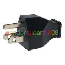 (5 PCS) USA, Canada, Taiwan NEMA 5-15P Rewireable Main Power Plug AC~125V 15A