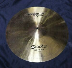 """Zildjian 18"""" Scimitar Crash/Ride Cymbal"""