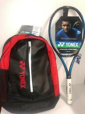 Tennis Racket Yonex EZONE DR 98 Grip 1-3 285g + with Free Yonex Backpack Bundle