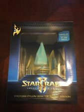 Starcraft II Protoss Pylon USB Charger Desktop Power Station ThnkGeek Blizzard