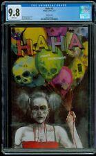 CGC 9.8 Image Comics HaHa 2 Martin Simmonds Variant
