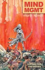 Kindt, Matt : MIND MGMT Volume 5: The Eraser