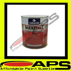 Roberlo Maxifill Bodyfiller 4L with Hardener