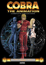 Cobra The Animation [New DVD] Anamorphic, Subtitled