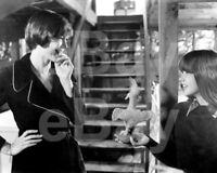 The Exorcist (1973) Ellen Burstyn, Linda Blair 10x8 Photo