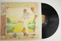 ELTON JOHN Goodbye Yellow Brick Road '73 FIRST PRESSING double 2 lp Vinyl Record