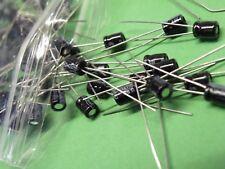 Condensador electrolítico Radial Sub Miniatura 100x 50 V 1uF 4mm*5mm CM01