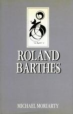 Roland Barthes (Key Contemporary Thinkers)-ExLibrary