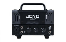 JOYO BanTamP Zombie Tube Amp 20 watt Dual Channel Bluetooth Just Released!