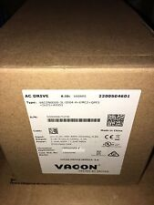VACON DRIVE VACON0020 VACON0020-3L-0004-4+EMC2-QPES+DLES+A1051 1,1KW 380V