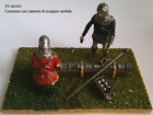 diorama HQ painted 54 mm lead soldier very detailed collectable XV Secolo Ares
