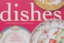 LIVRE/BOOK : ASSIETTES (antique, art deco ... dishes 623 colorful dinner plates)
