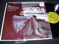 Rod McKuen WARNER Stereo Banner Gloom Folk LONER MOOD The Beautful Strangers LP