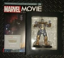 EAGLEMOSS MARVEL MOVIE COLLECTION SPECIAL #4 THANOS GUARDIANS OF GALAXY & MAG