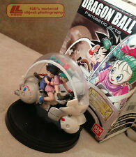 Dragon ball Z Son Goku & Bulma Capsule 9 Moto Machine 8cm Figure Kid Toy Gift