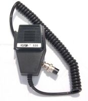 4 PIN COFFIN CB RADIO MICROPHONE UNIDEN WIRED REPLACEMENT MIC