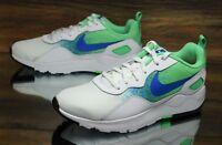 Nike LD Runner White Electro Green 882267-102 Running Shoes Women's Size 8.5