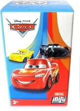DISNEY PIXAR CARS 3 2 1 MINI RACERS BLIND BOX/BAG! BRAND NEW! SERIES 4! UK!