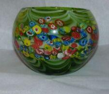 Flower Italian Art Glass