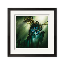 World of Warcraft Dragonflight Sindragosa Poster Print