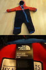 Infant/Baby The North Face Sz 3/6 Mo. Winter Body Suit